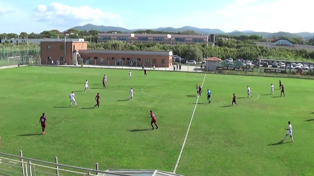 Livorno // Crotone - Primavera - Goal Del Bianco - YouTube