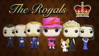 Royal Family Funko Pops To Complete Your Elegant Collection