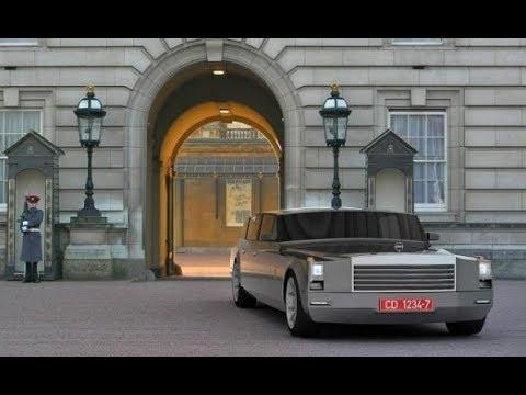 Рассекречен новый президентский лимузин от ЗИЛ