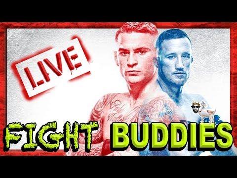 🔴UFC FIGHT NIGHT POIRIER VS GAETHJE LIVE REACTION STREAM