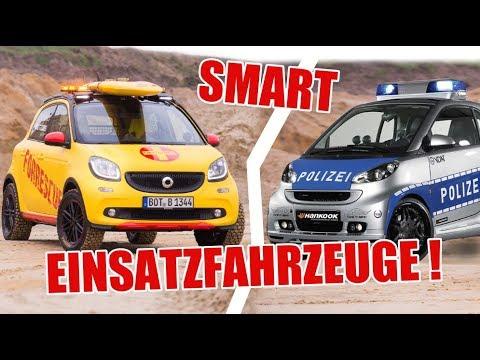 Brabus Einsatzfahrzeuge ! FORRESCUE und POLIZEI | ItsMarvin
