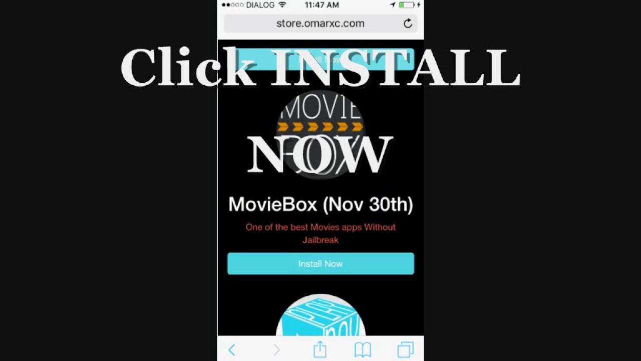 movie apps for ios 7
