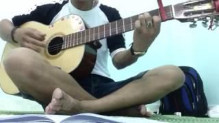 Trang Giấy Trắng ghitar
