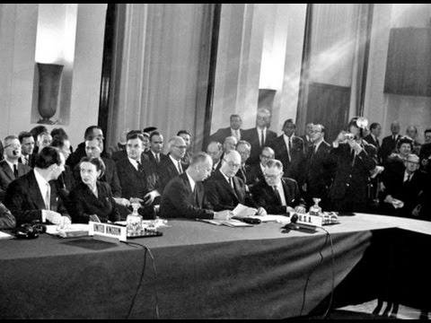 The Disarmament Conference