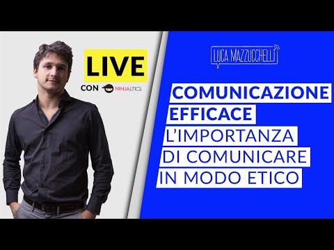 Comunicazione efficace: l'importanza di comunicare in modo etico - con Ninjalitics