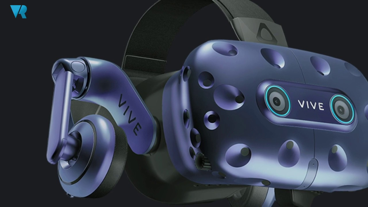 The new HTC Vive Pro Eye Launches in Europe