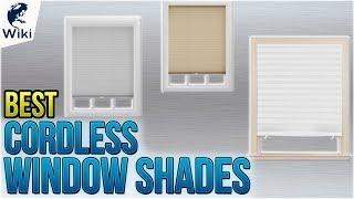 10 Best Cordless Window Shades 2018