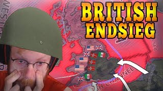 THE BRITISH ENDSIEG! IF THIS GAME DOESN'T MAKE ME QUIT HOI4 MULTIPLAYER, NOTHING WILL! - HOI4 MP