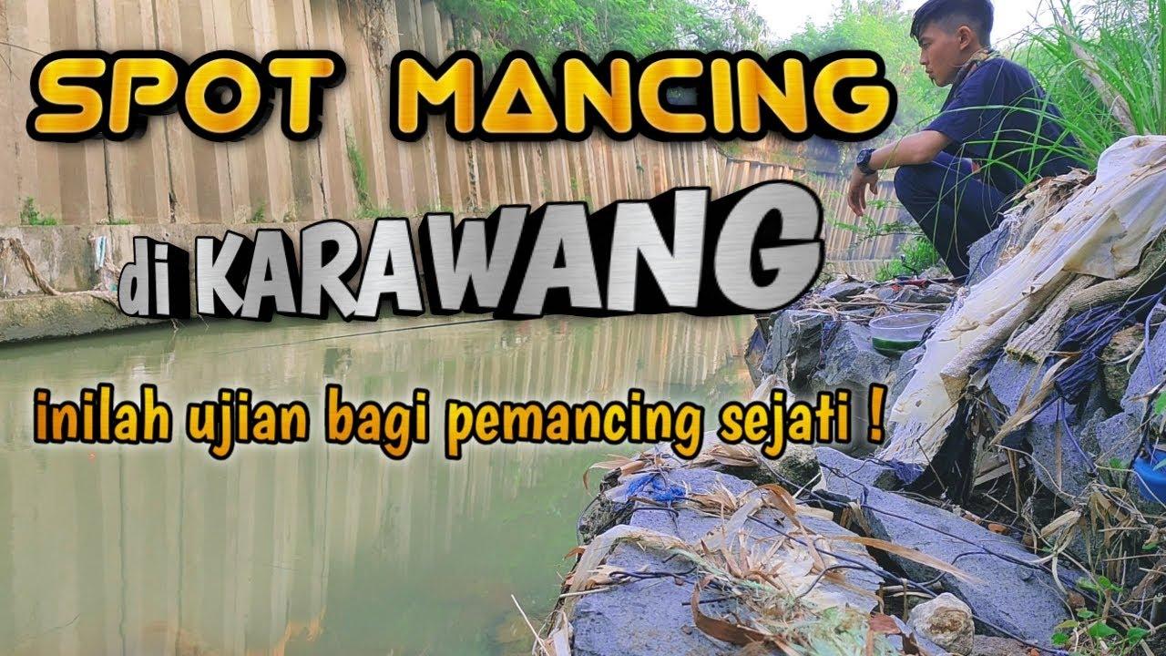 Spot Mancing di Karawang - Inilah Ujian Bagi Pemancing ...