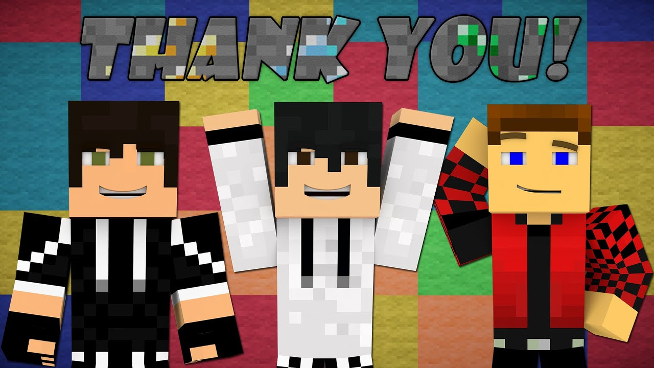Thank You! - Minecraft - YouTube
