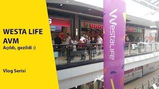 Video Zonguldak Westa Life AVM açıldı download MP3, 3GP, MP4, WEBM, AVI, FLV Desember 2017