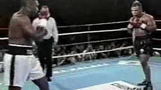 Mike Tyson vs Henry Tillman