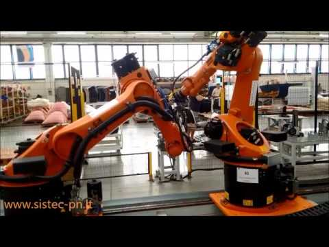 COLLABORATIVE ROBOT; ROBOT COLLABORATIVI
