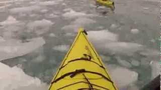 Arctic Kayaking 2012