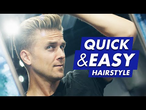 The FIBER PASTE Hairstyle - Men's Hair Inspiration thumbnail