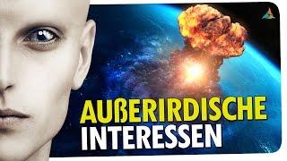 Außerirdische Interessen auf der Erde - Der rote Faden | ExoMagazin