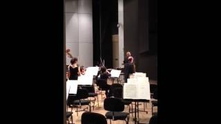 Ibert : Concertino da camera (Cadenza by Vincent David)