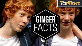 Surprising FACTS About GINGERS: Redheads Rule!