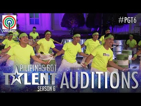 Pilipinas Got Talent 2018 Auditions: Batangas Drum Beaters - Drum Group
