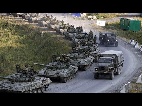 Как российские войска входили в крым видео