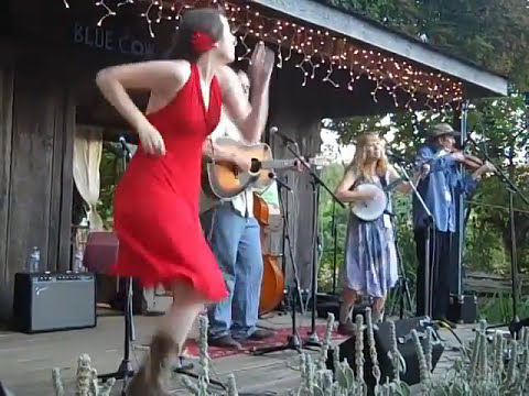 Whitetop Mountain Band - Lee Highway Blues @ Floyd Fest 2010!