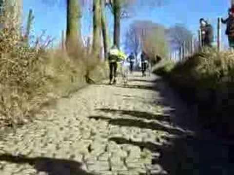 Koppenberg Climb, Tour of Flanders Sportive 2006