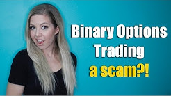 Online Binary Options Trading is a Scam