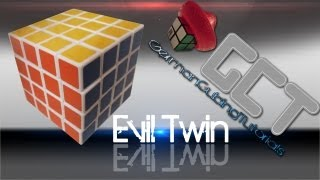 4x4x4 Evil Twin Cube - How To Build
