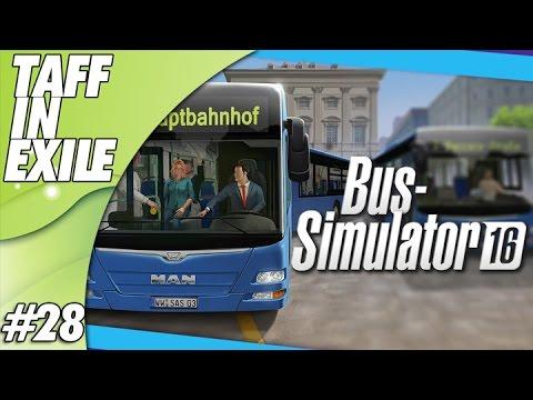 Bus Simulator 16 | E28 | Mercedes Citaro Bendy for the Last Drive