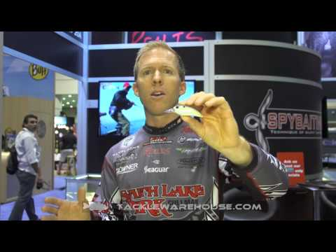 Duo Realis Squarebill Crankbait M62 5A With Kevin Hawk | ICAST 2014