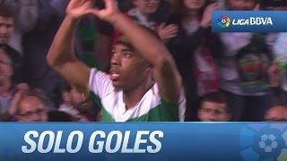 Video Gol Pertandingan Elche vs Deportivo La Coruna