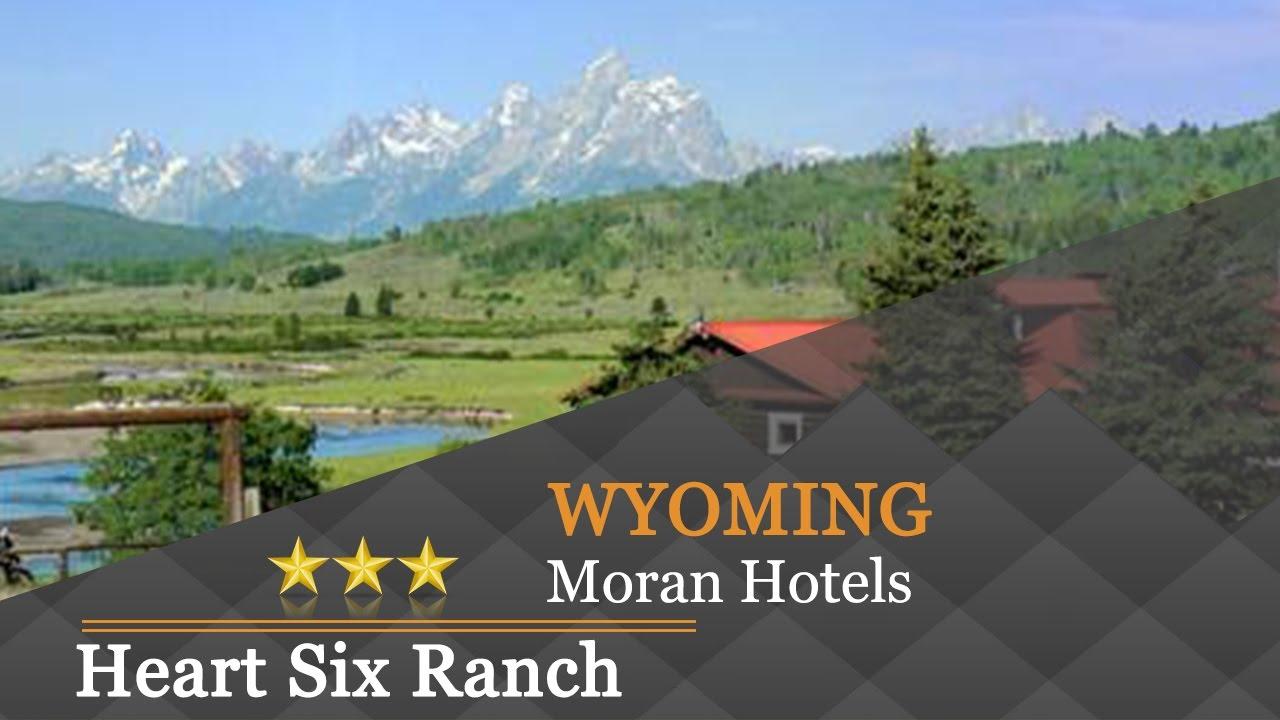 Heart Six Ranch Moran Hotels Wyoming