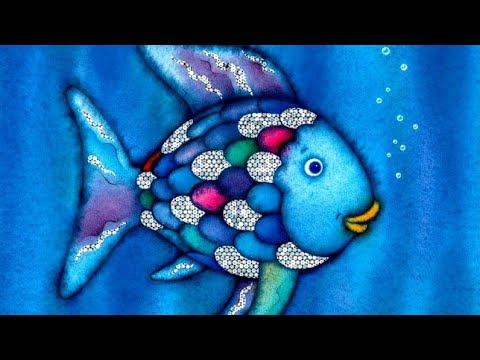 彩虹魚故事中文版,Rainbow Fish Story Chinese Version. ...Teacher Betty Storyteller,
