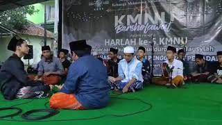 Cek sound bersama Gus Azmi Askandar, KMNU Bersholawat