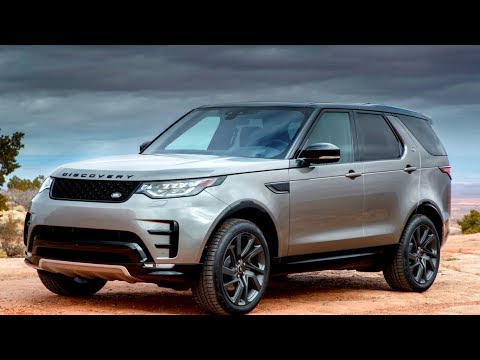 2020 New Land Rover Discovery Review