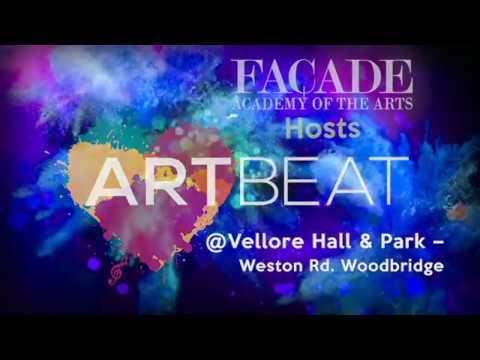 2017 Art Beat Festival Campaign