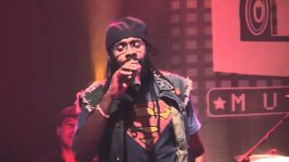 [1/*] Tarrus Riley - SuperMan - Live Club - 11-5-2012