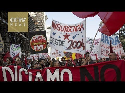 Italy referendum: 'No' vote could send shockwaves through markets