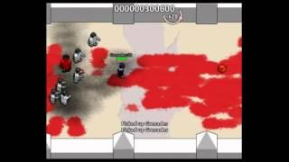 Боевые роботы / Boxhead 2 play / www.allgames.cc