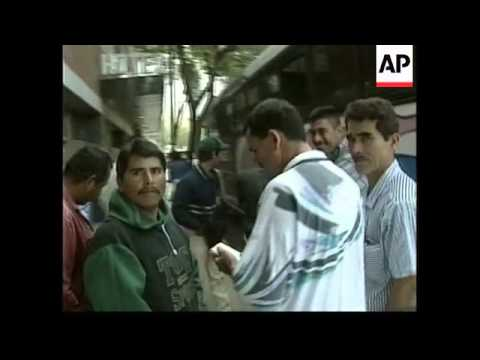 MEXICO: ILLEGAL IMMIGRANTS & VISA FRAUD