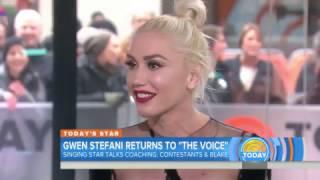 Gwen Stefani Talks The Voice, Blake Shelton & Her Spiritual Journey