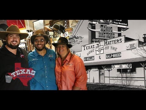 5bede55202fc6 The Texas Bucket List - Texas Hatters in Lockhart - YouTube