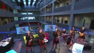 red hot chilli pipers wake me up avicii radio edit