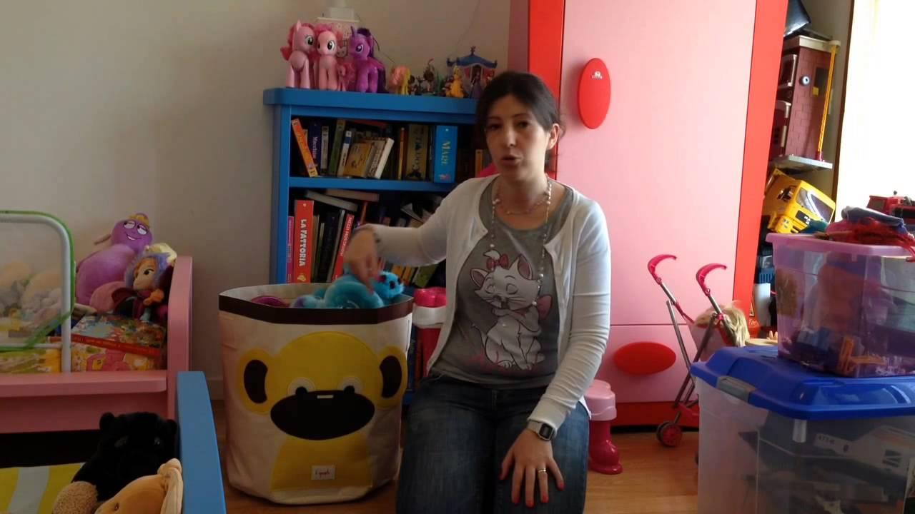 Stanza Dei Giochi Bambini : Ordinare la stanza dei bimbi: i contenitori 3sprouts youtube