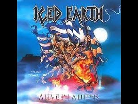 Iced Earth - Alive in Athens Dark Saga + Vengeance is mine Cover
