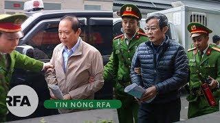 Tin nóng RFA | Hai cựu Bộ trưởng Thông tin và Truyền thông Việt Nam ra tòa vì nhận hối lộ