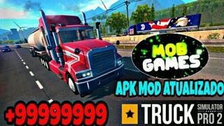 apk mod truck simulator pro 2 download