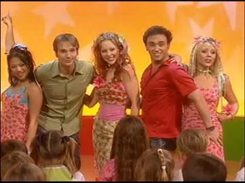 Hi-5 - All Series 3 Songs