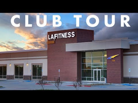 LA Fitness Club Tour
