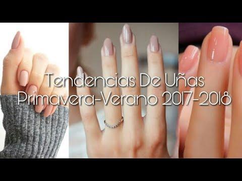 Se Vienen Los Clásicos Colores Tendencia De Uñas Primavera Verano 2017 2018